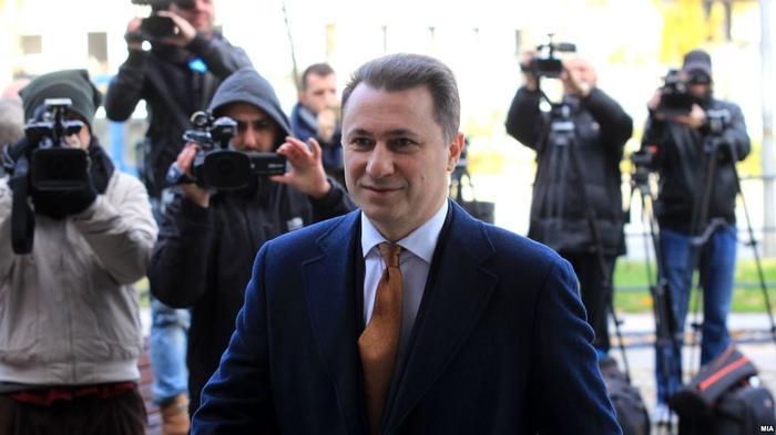 Груевски: Ми беше ветена заштита доколку станам соработник на СЈО и дадам поддршка за договорот со Грција