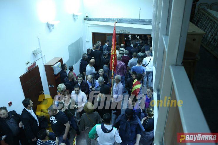 Амнестија ќе нема за организаторите, тепачите и вооружените лица на 27 април