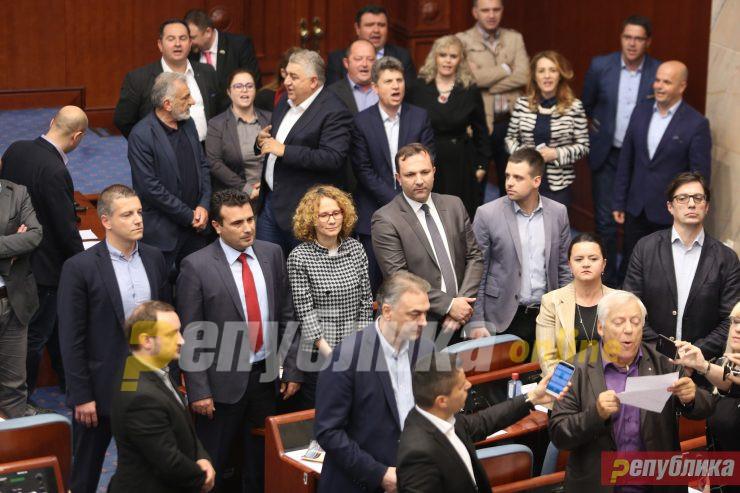Случајот за 27 април еден ден ќе стаса до Стразбург и оттаму ќе дојде шлаканицата за македонското судство