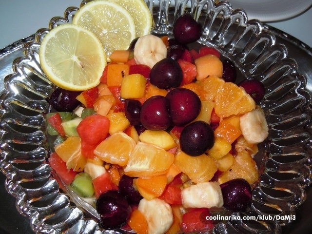 """Првата салата """"Македонија"""" била зеленчукова, а нe овошна"""