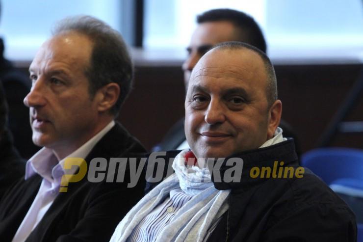 Судот води предмет за тортура врз Бошкоски, а тој, неговиот адвокат и народниот правобранител немале забелешки на полициското постапување (фотo)