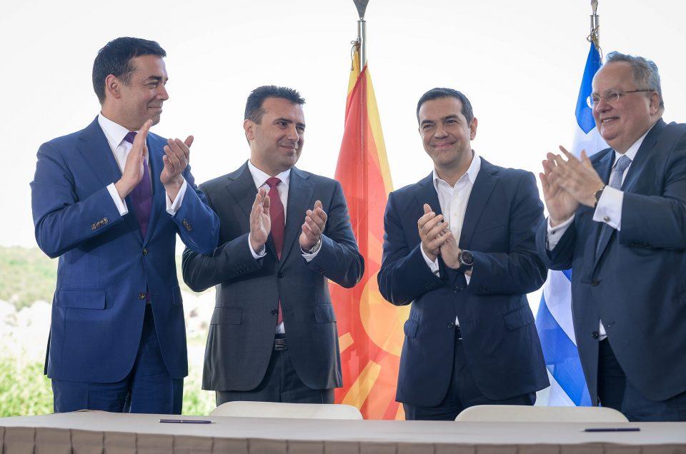 Мицкоски: Договорот со Грција е капитулантски, но таквата реалност е дело на Зоран Заев