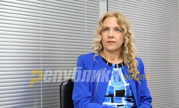 """Каракамишева: Шекеринска сега молчи а десет години ја слушавме за """"фантомски гласачи"""""""