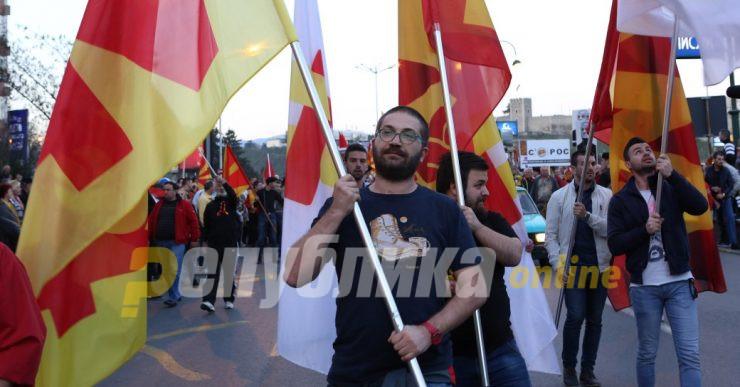 Дурловски со поддршка за Силјановска – Давкова: Нашата борба ќе ја добиеме на крајот