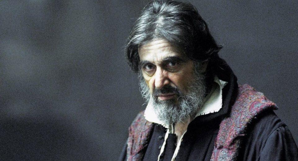 Ал Пачино како кралот Лир