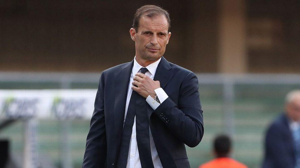 Алегри е првиот италијански тренер со пет последователни титули