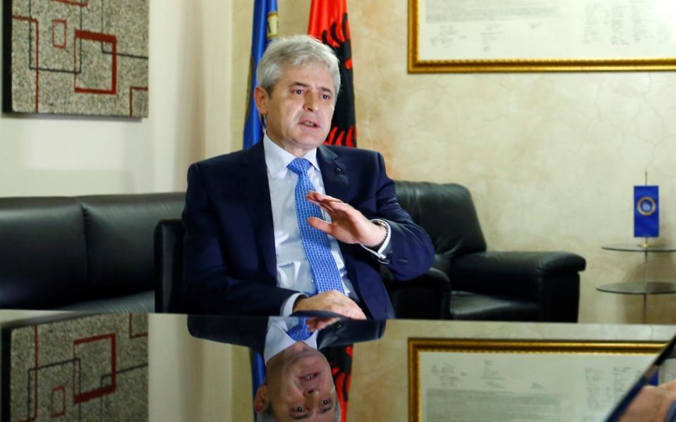 Ахмети: Се манипулира со системот за избор во академијата за судии и обвинители
