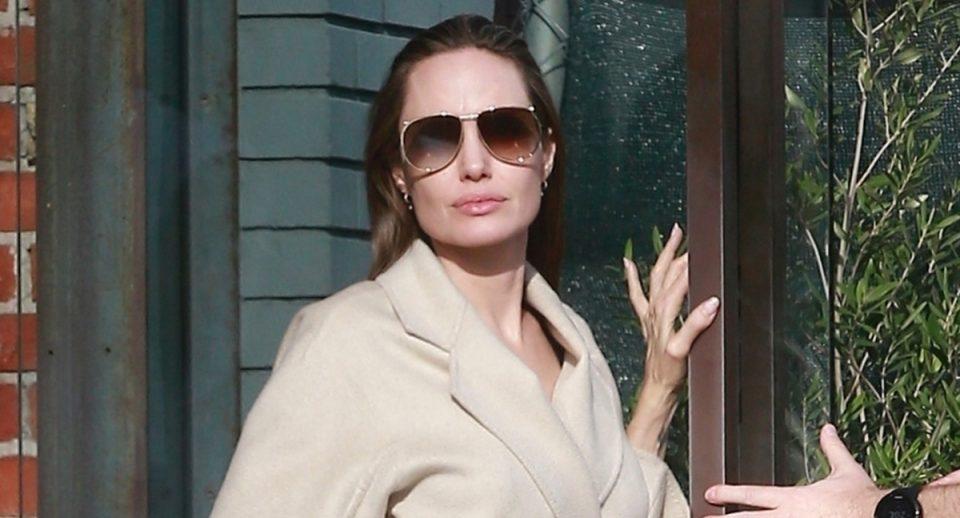 Анџелина има нова љубов и тоа познат актер!