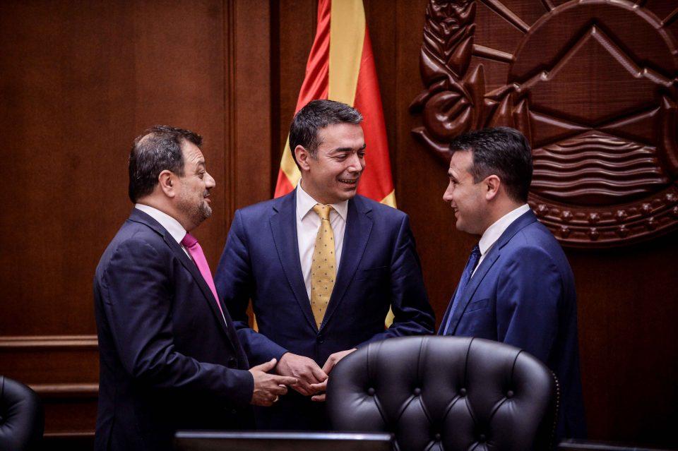 Македонскиот народ крвари од предавства и злодела