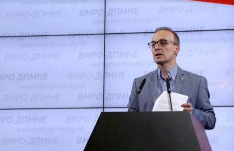 Милошоски: Писмата од притвор се договорен потег меѓу Владата, Јанева, Рускоска и Јовески
