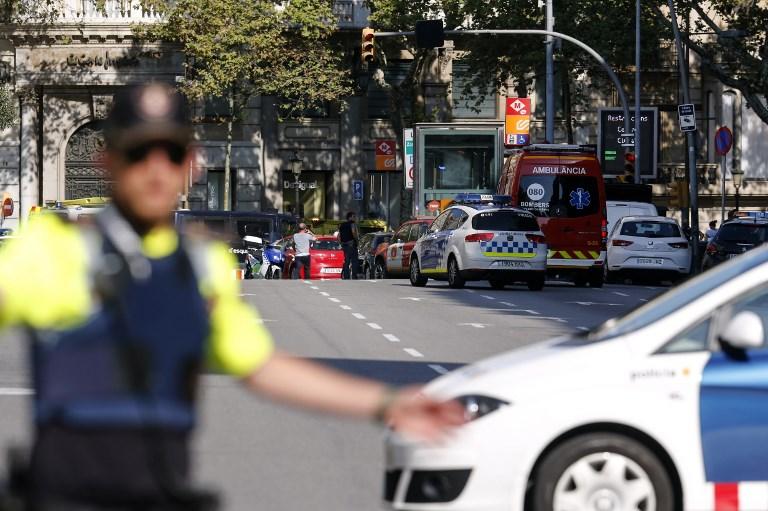 Moжен терористички напад за празниците во Барселона