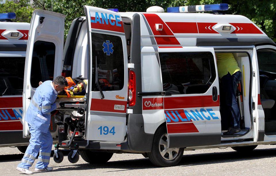 Кичевец паднал од мотоцикл, со тешки повреди пренесен во болница