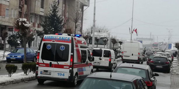 Страшна несреќа денеска во Гостивар: Камион прегазил жена, загинала на лице место