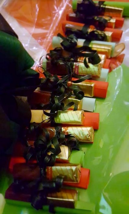 """""""Го сакам Водно"""" му донесе новогодишно пакетче на Шилегов: Чоколадо прикачено на секое барање за Парк Шума Водно"""