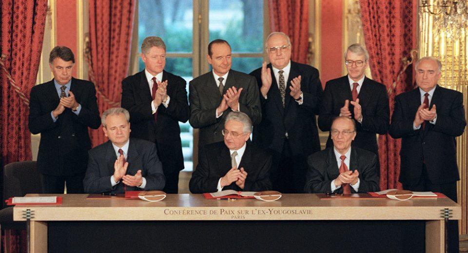 Хрватска бара промена на Дејтонскиот договор
