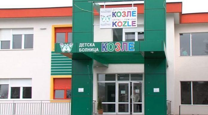 Во болницата во Козле се хоспитализирани три деца сомнителни на ковид-19, меѓу кои и бебе родено пред 16 дена