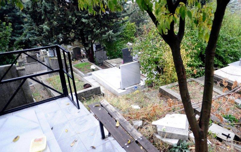 Украдена биста од гроб во Бутел