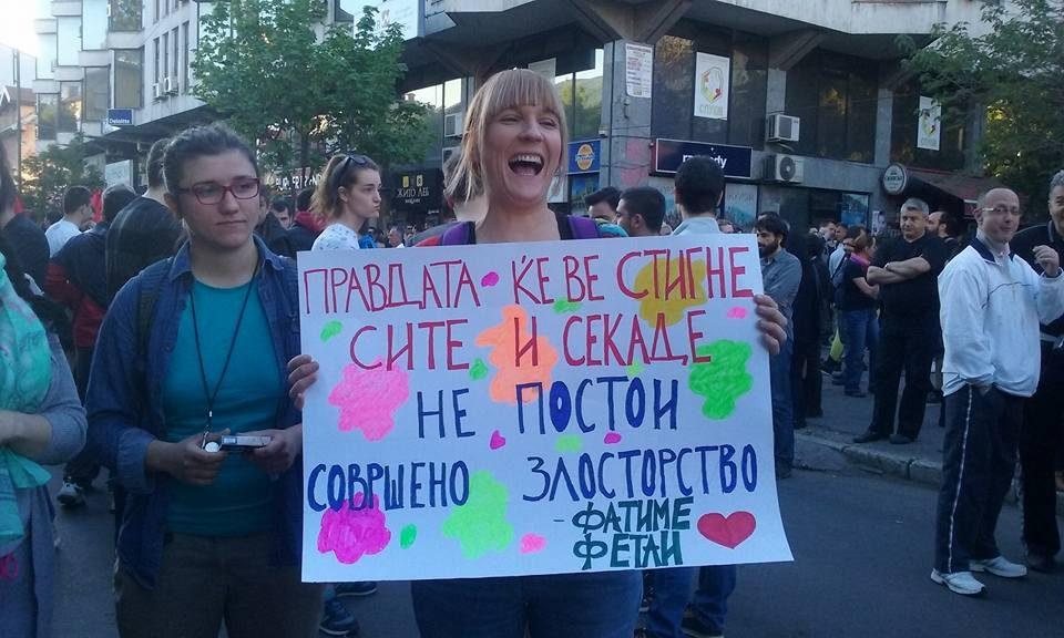"""Поранешните """"шарени"""" ги поддржаа реформите на Царовска"""