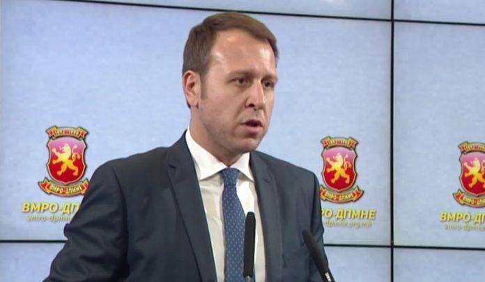 Државен советник во МЗШВ бил избракан од работа затоа што е вмровец, вели Јанушев