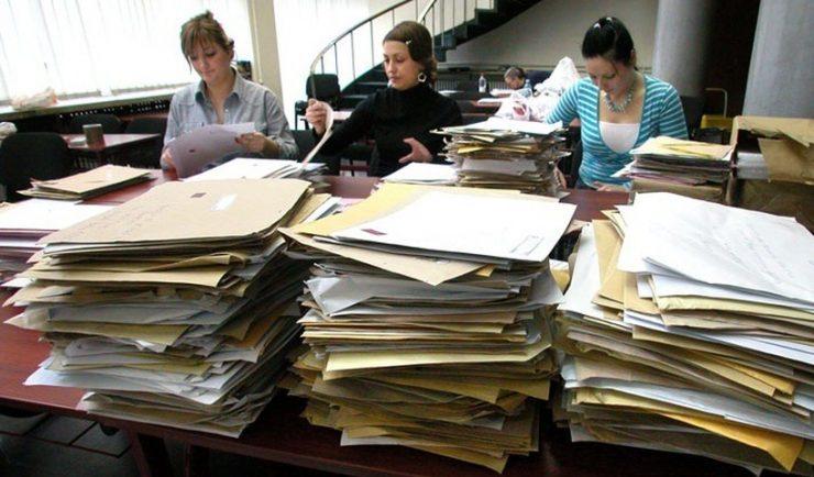 За 1.717 лица се намалил бројот на вработени во јавниот сектор лани