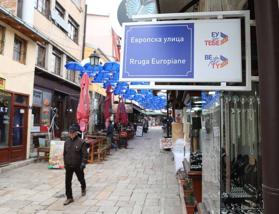 Новата европска комисија претставува историска шанса за Македонија – само Заев може да ја прокоцка