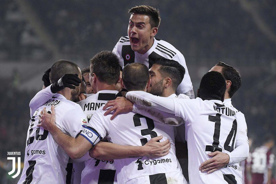 Со голот на Манџукиќ, Јувентус издвојува минимална победа против Рома