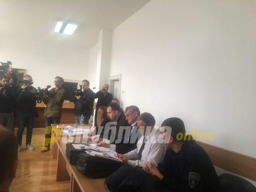 Иванов потврди дека Божиновски и Јанакиески се притворени со фингирана белешка