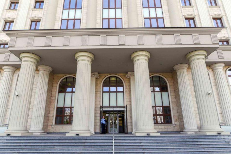 Кривична пријава против поранешен претседател на Кривичниот суд