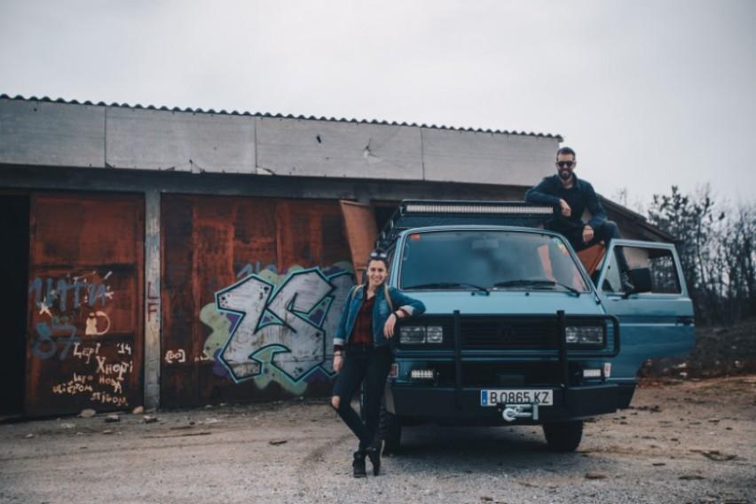 Ниту ракот не беше доволна причина Ману и Ивана да не продолжат да патуваат по светот