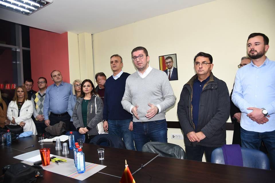 """""""Покрај нарачаното """"Кацарска судство"""" и """"Русковска обвинителство"""" денес видовме и нарачани сведоци чија цел е уништување на ВМРО-ДПМНЕ"""""""