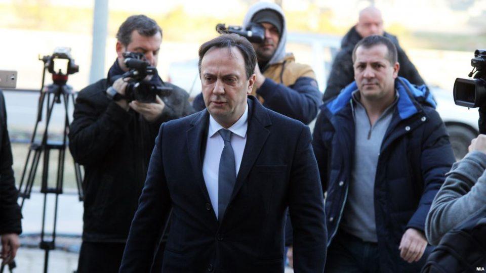 Куќен притвор со 24 часовен надзор за Мијалков, решението било доставено до МВР во 18:30 часот
