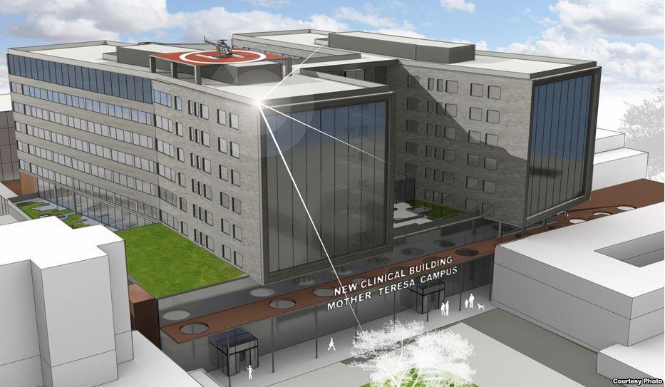 Новиот Клинички центар ќе се гради во Ѓорче Петров