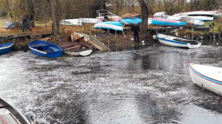 Апокалипса на Охридското Езеро