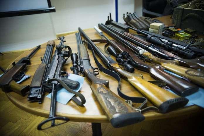 Македонците поседуваат 621 илјада парчиња оружје