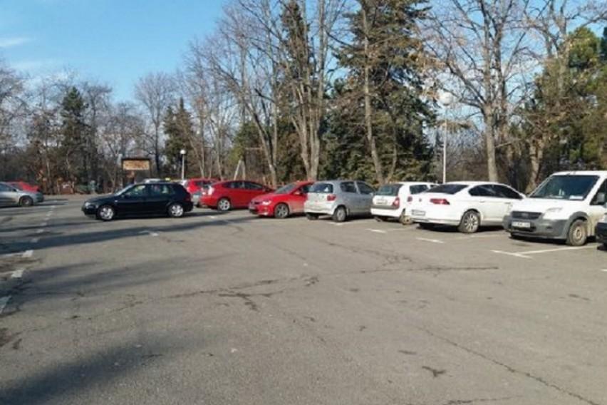 Викендов ќе биде затворен големиот паркинг на Водно