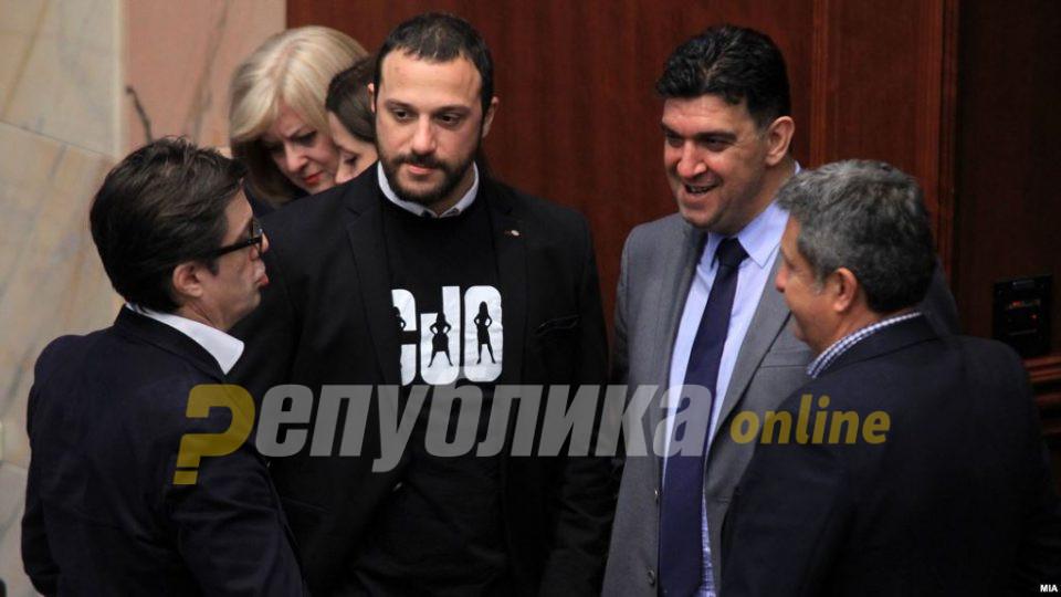 Богоевски: Да се ревидираат сите постапки кои Јанева и СЈО ги водело