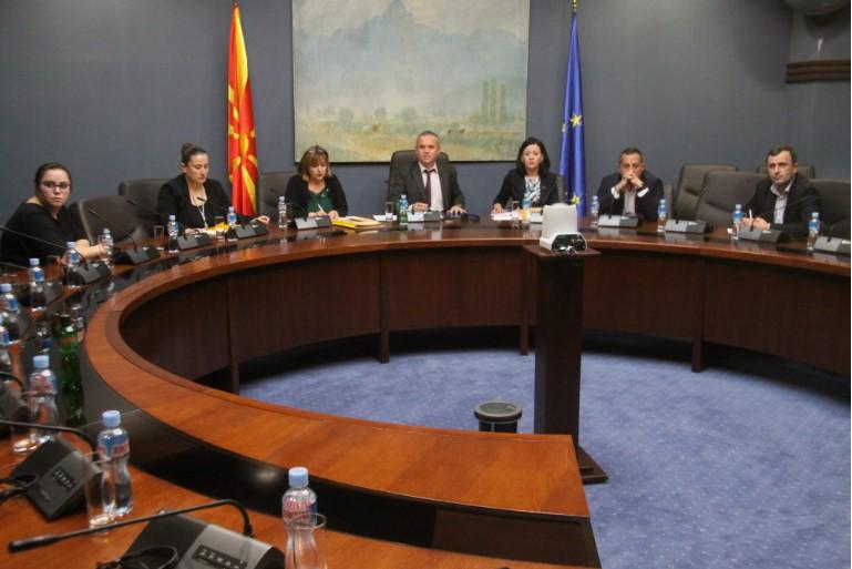 Подгрупата за помирување ќе расправа за законското решение за амнестија за настаните од 27 април
