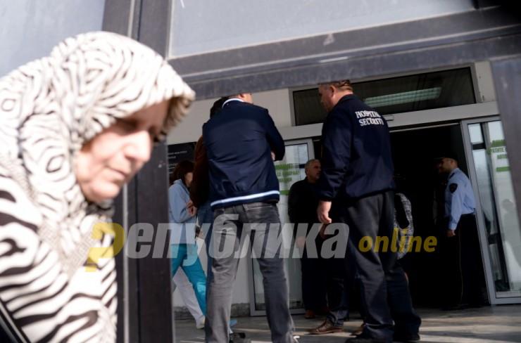 Прегазено 7-годишно дете во Скопје, возачот побегнал