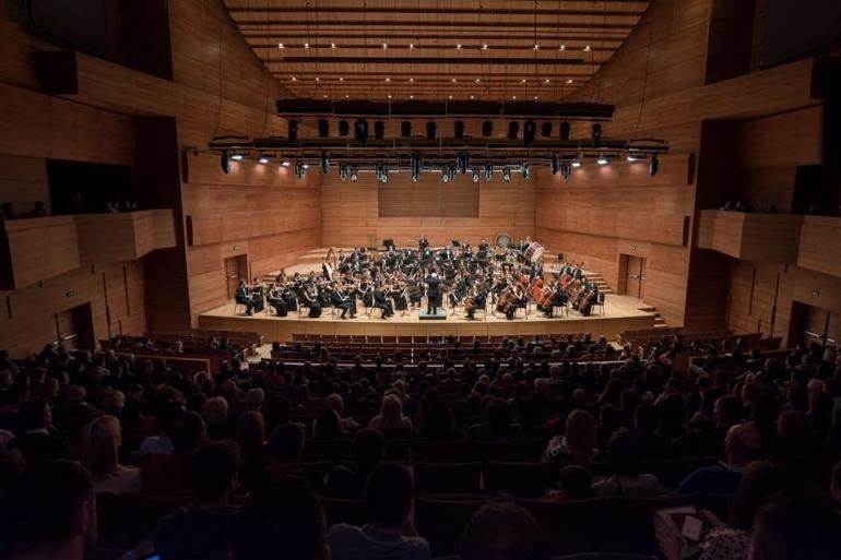 Филхармонија ги откажа концертите до крајот на март