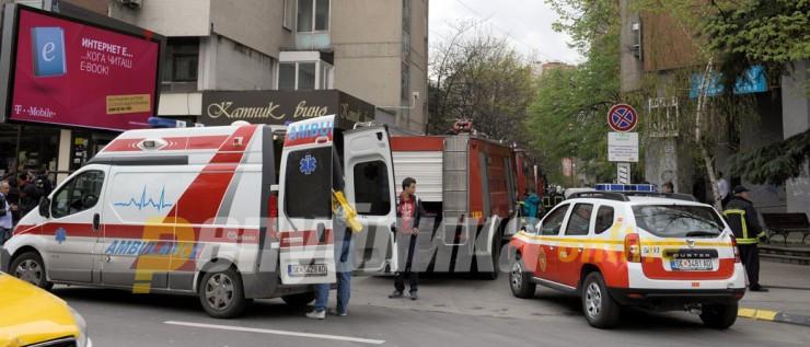 Пожарникар почина при гаснење на пожар