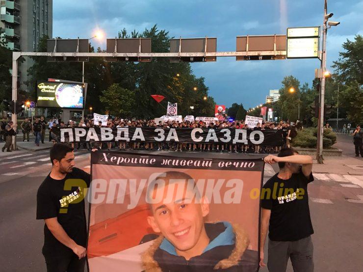Продолжува судењето на обвинетите за убиство на Саздовски
