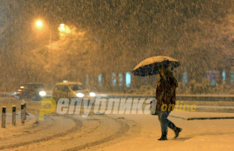Врне снег во Босна и Херцеговина, еве кога и во Македонија ќе пристигне снегот и вистинската зима