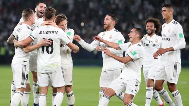 Реал Мадрид по трет пат стана светски клупски шампион
