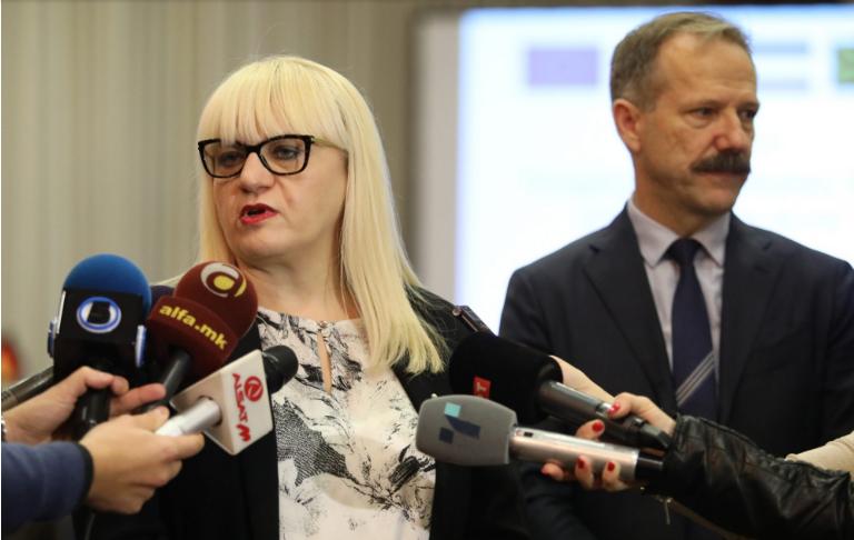 Дескоска: Во Собранието не може да се смени ништо во делот на судството без двотретинско мнозинство