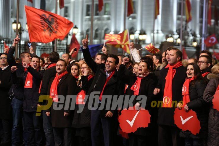"""Фалсификатот на Заев за пописот е веќе подготвен, бројките """"наштимани"""""""