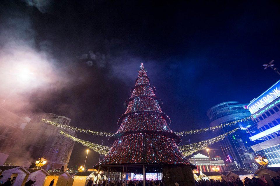 Скопје ќе се кити за Нова година за 200.000 евра