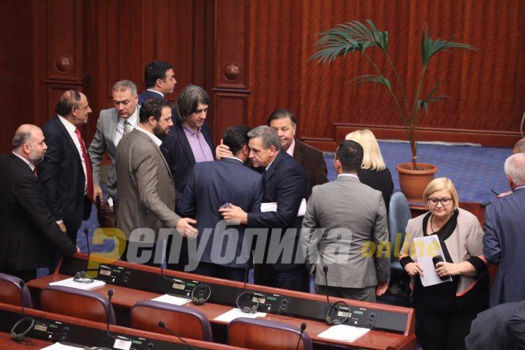 Ременски: Не смее пратениците да бидат привилегирани