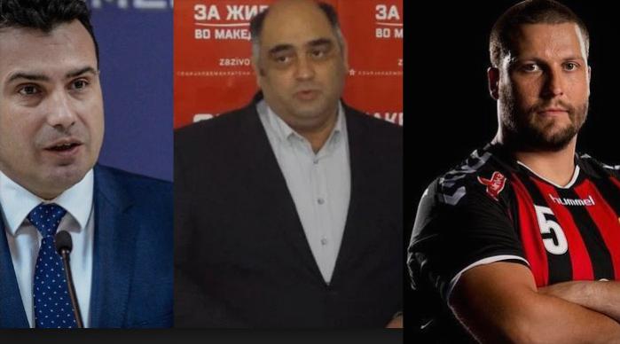 """Недолично: Советникот на Заев го прогласи ракометарот Стоилов за ментално нестабилен и """"дупка"""" во одбраната"""