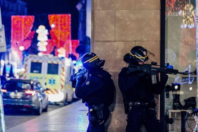 Масовна потера по напаѓачот на божиќниот пазар во Стразбур