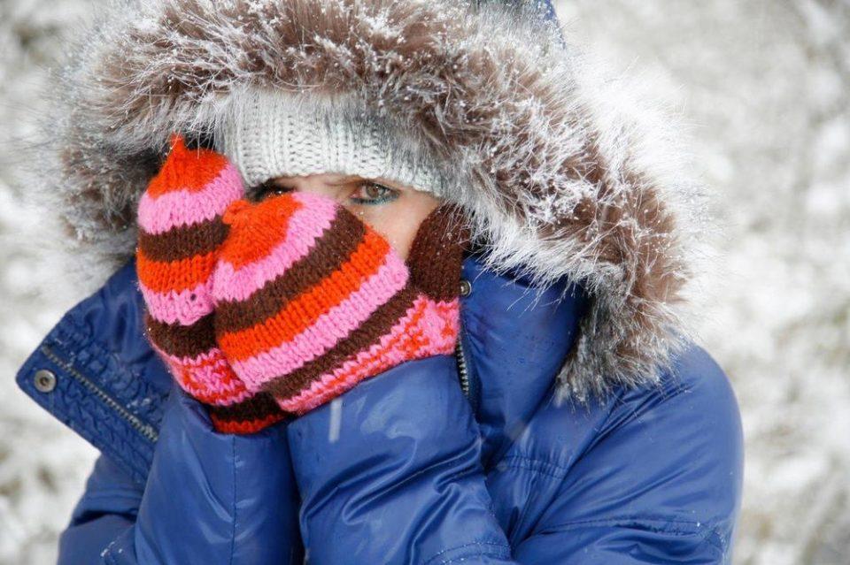 Студено и ветровито, максималните температури до еден степен